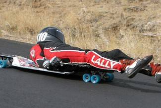 Lally Luge 09