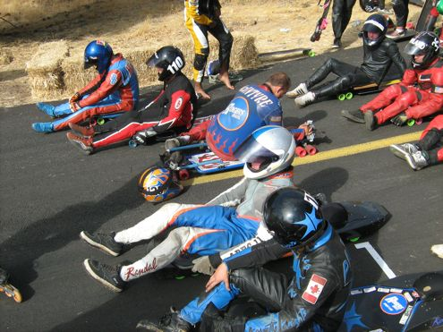 luge group