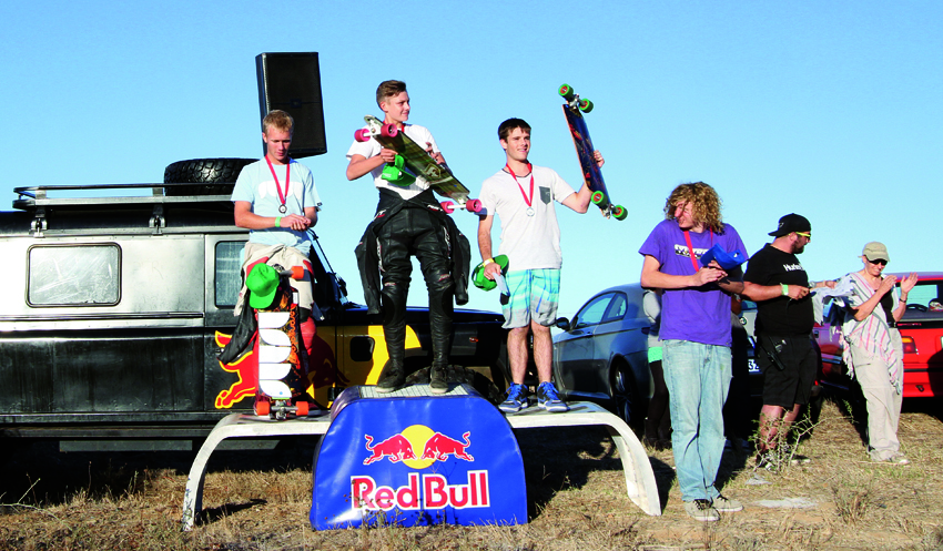 FAIRCAPE2012 JUNIOR PODIUM