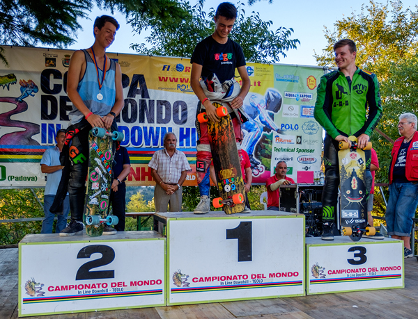 Junior DSB Podium